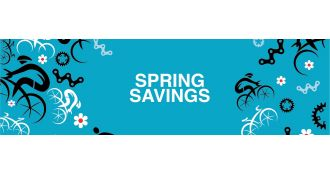 Best of our spring savings