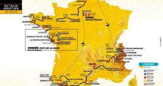 Everything you need to know about the Tour de France 2018