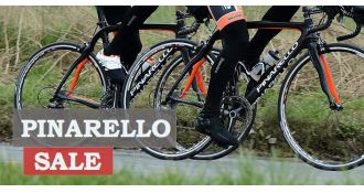 Pinarello Christmas sale at The Bike Factory