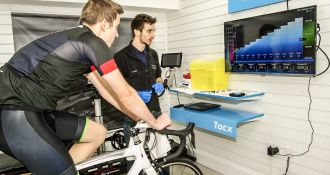 Science of Cycling - Improving cycling performance at The Bike Factory