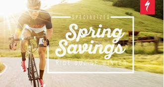Spring Savings with Specialized