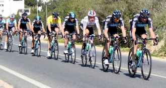 Team Sky announce killer line-up for Tour de France
