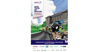 "​Tour of Britain flies through Cheshire – Stannard wins on ""home roads"""